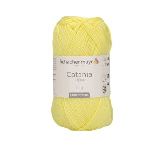 Catania katoen 2021 Fresh Yellow - Schachenmayr
