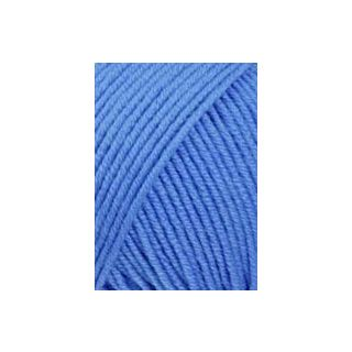 Lang Yarns Merino 120 - 0206 middenblauw