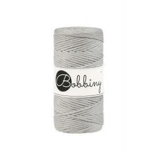 Bobbiny Macrame Triple Twist 3 mm - Beige