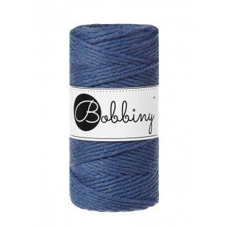 Bobbiny Macrame 3 mm - Jeans