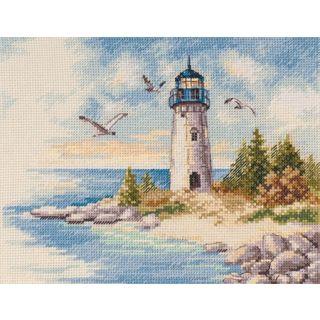 Borduurpakket Lighthouse - Alisa