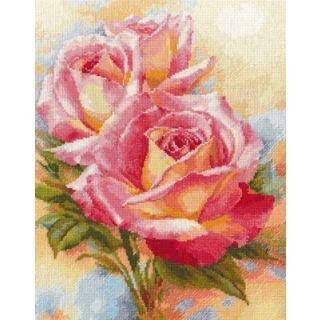 Borduurpakket Pink Dreams - Alisa