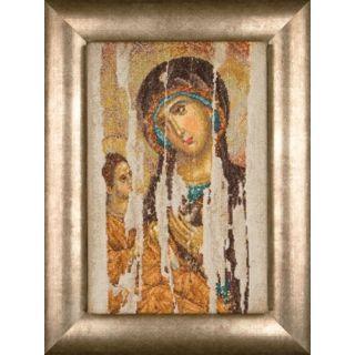 Borduurpakket Mother of God - Thea Gouverneur