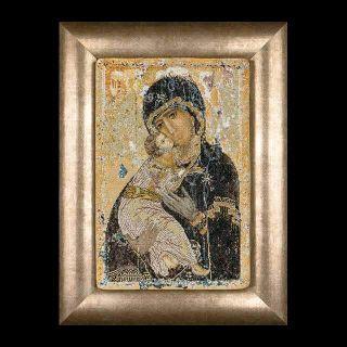 Borduurpakket Our Lady of Vladimir - Thea Gouverneur