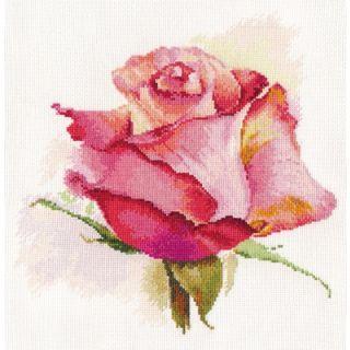 Borduurpakket The breath of Rose Charm - Alisa