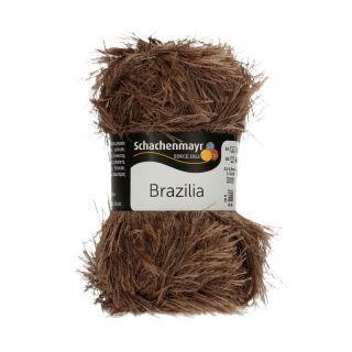 Brazilia haakgaren 1295 Kaffee - Schachenmayr