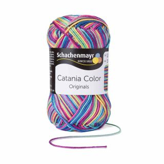 Catania Color katoen 00093 colorful print