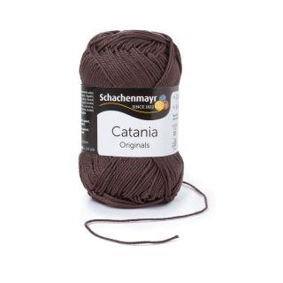 Catania katoen 415 chocolade - Schachenmayr