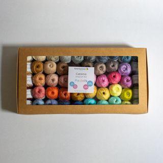 SMC Catania Amigurumi Box - Pastels