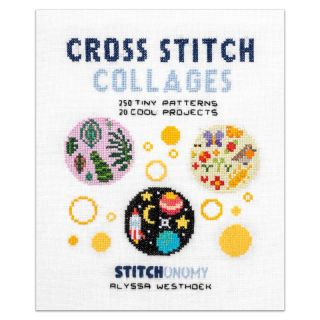 Cross Stitch Collages - borduurboek