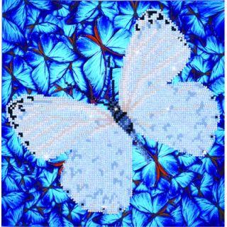 Diamond Dotz - Flutterby White