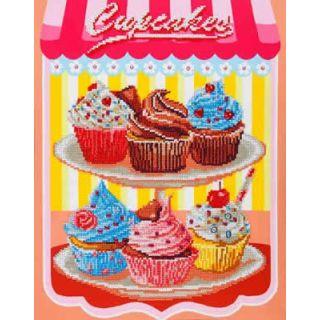 Diamond Dotz - Cupcakes