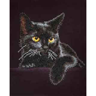 Diamond Dotz - Midnight Cat