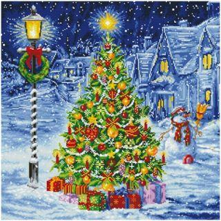 Diamond Dotz - Oh Christmas Tree