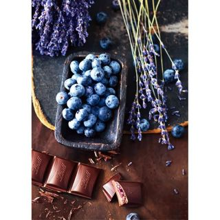 Diamond Painting Chocolate and Berries - Wizardi