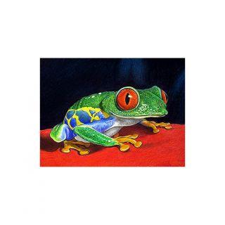 Diamond Painting Frog - Wizardi