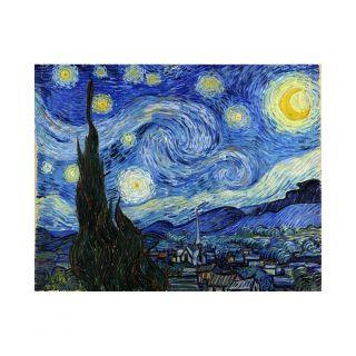 Diamond Painting Starry Night - Wizardi
