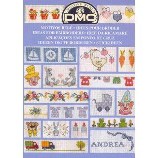 DMC Boekje Ideeen om te borduren - Baby