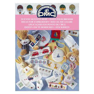 DMC Boekje Ideeen om te borduren - Baby II