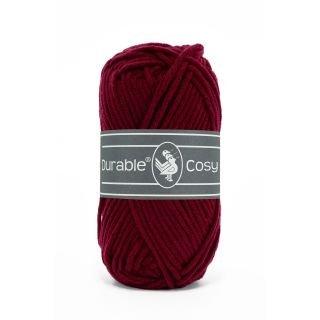 Durable Cosy - 222 bordeaux
