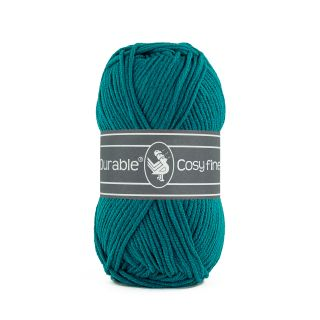 Durable Cosy Fine - 2142 teal