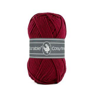 Durable Cosy Fine - 222 bordeaux
