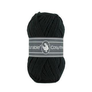 Durable Cosy Fine - 325 black