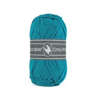Durable Cosy Fine - 371 turquoise