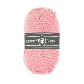 Sokkenwol Durable Soqs - 227 Antique Pink