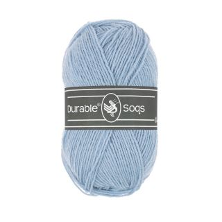 Sokkenwol Durable Soqs - 289 Blue grey