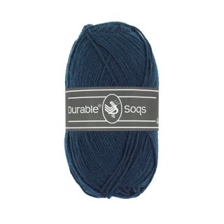 Sokkenwol Durable Soqs - 321 Navy