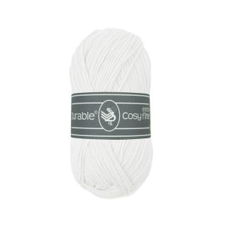 Durable Cosy extra fine - 310 white