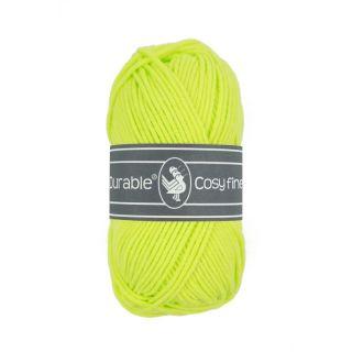 Durable Cosy Fine - 1645 Neon yellow