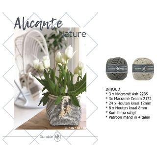 Alicante Nature haakpakket - Durable