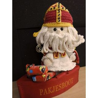 Haakpakket Funny Sinterklaas - limited edition