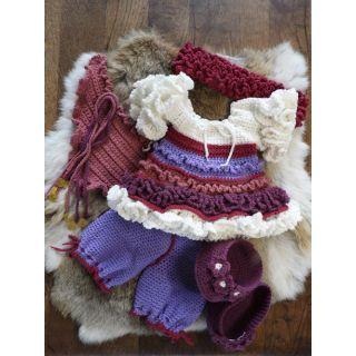 Haakpakket Funny XXL kledingset - Gypsy Girl