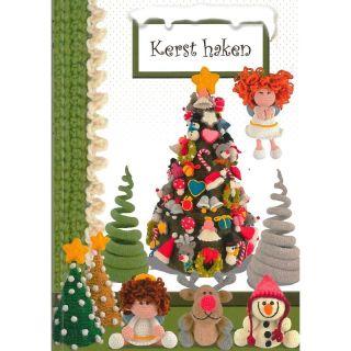 Kerst haken - Anja Toonen- haakboek