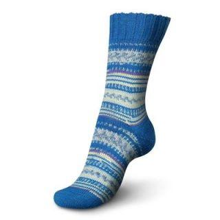 Regia sokkenwol Pairfect by Arne & Carlos - island color 9138 - Schachenmayr