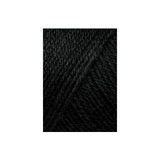 Lang Yarns Jawoll sokkenwol - 0004 zwart
