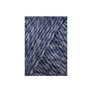 Lang Yarns Jawoll sokkenwol - 0258 jeans-blauw