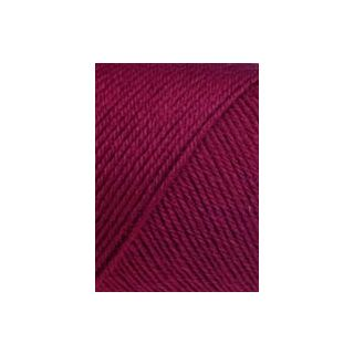 Lang Yarns Jawoll sokkenwol - 0262 donkerrood