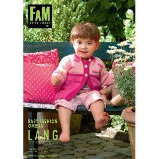 Lang Yarns Omega Patronenboek Baby Fashion