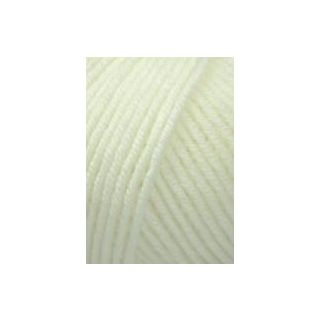 Lang Yarns Merino 120 - 0002 gebroken wit