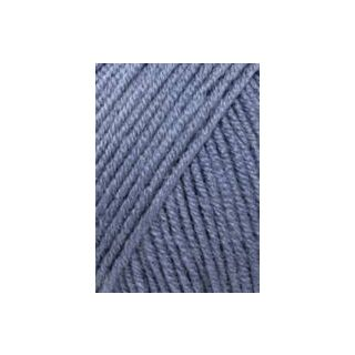 Lang Yarns Merino 120 - 0021 licht jeansblauw