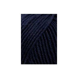 Lang Yarns Merino 120 - 0025 nachtblauw
