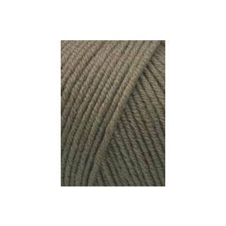Lang Yarns Merino 120 - 0126 grijs-bruin