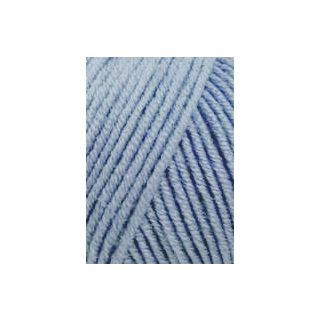 Lang Yarns Merino 120 - 0134 licht jeans