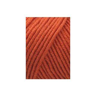 Lang Yarns Merino 120 - 0159 mandarijn
