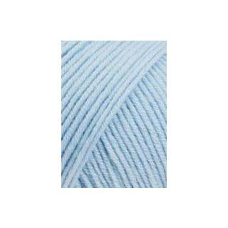 Lang Yarns Merino 120 - 0173 ijsblauw