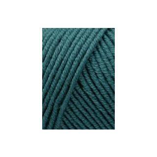 Lang Yarns Merino 120 - 0272 donker turquoise
